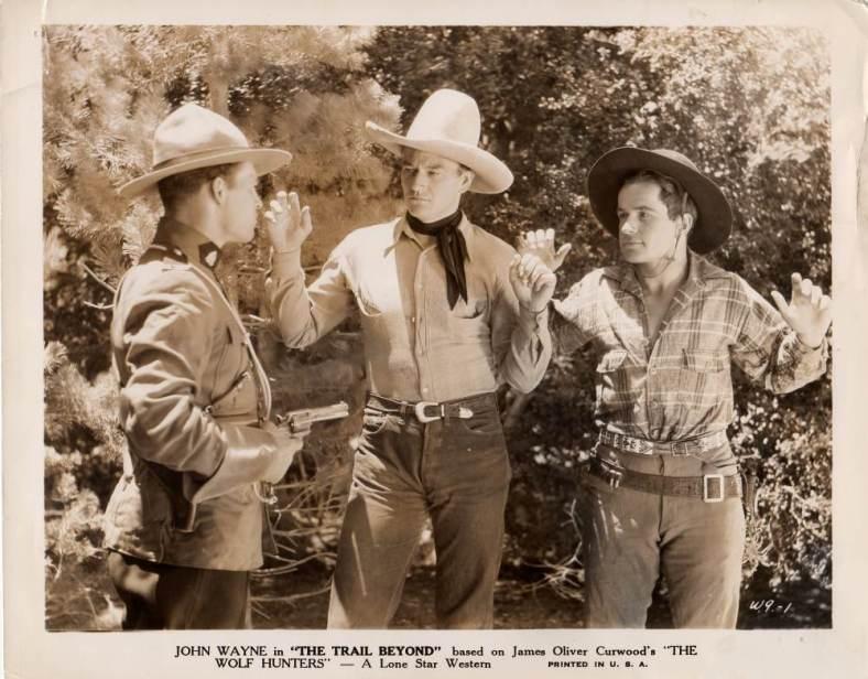 John Wayne & Mountie