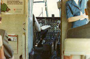 Sikorsky chopper JFK airport 1973
