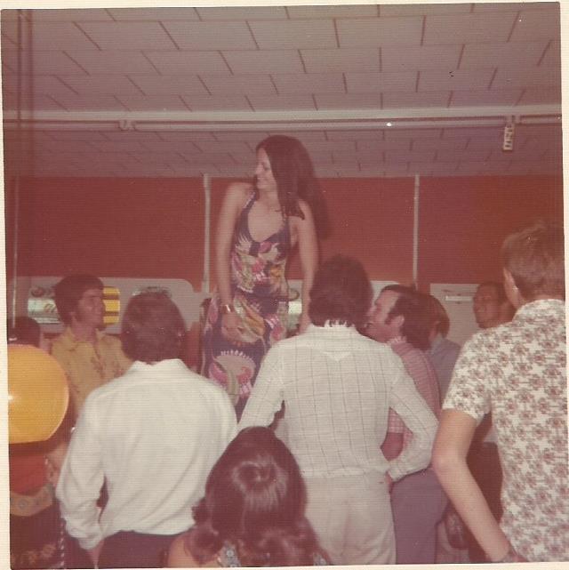 Bess farewell 1974