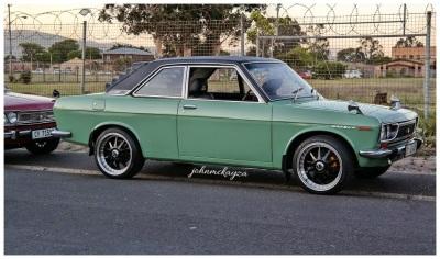Datsun 1800 GL Coupe