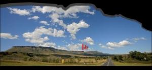 Mountain-Race site - Crop