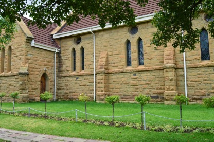 Harrismith Anglican Church