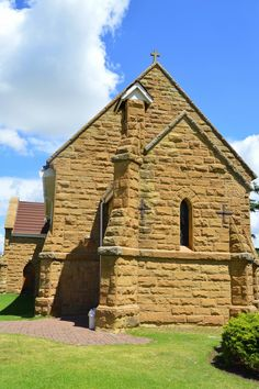 Harrismith Anglican Church_2