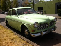 1966 Volvo 122s Charles Ryder