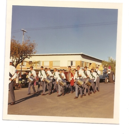 harrismith-cadet-band