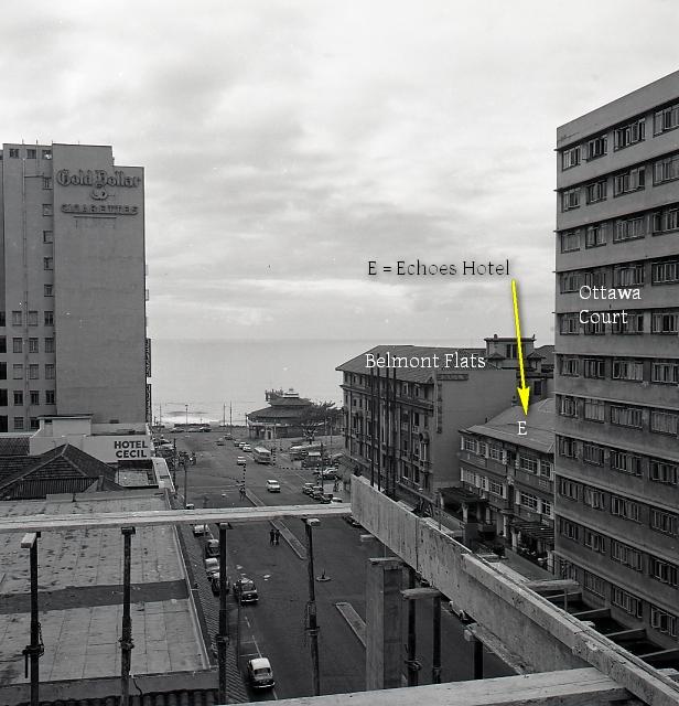 Durban Echoes Hotel Mom Granny Bland