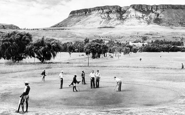 HS Golf course