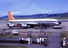 SAA 1973 Boeing 707