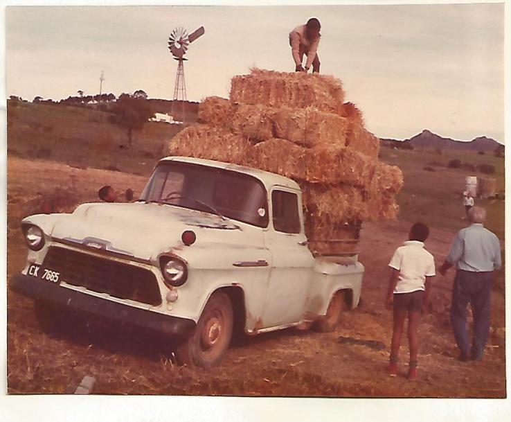 1983 Uncle Boet's truck 20004