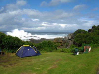 Tsitsikamma campsite