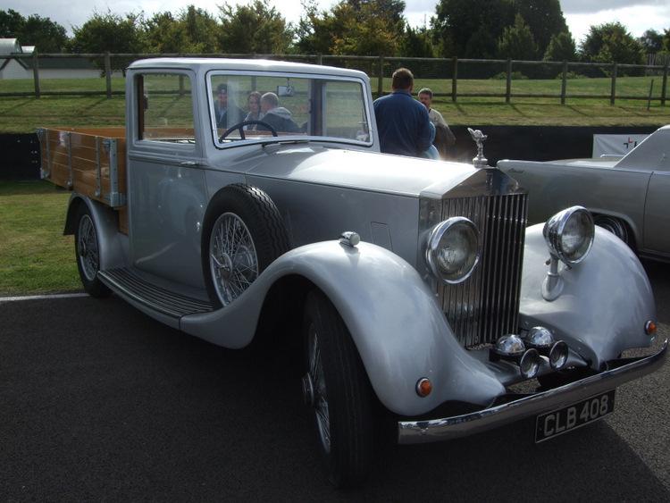 Rolls Royce Abe Sparks
