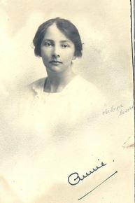 Annie Bain Bland