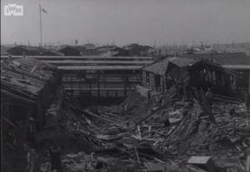Annie Watson Bain bombed hospital