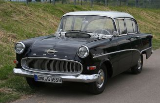 Annie's Opel Rekord