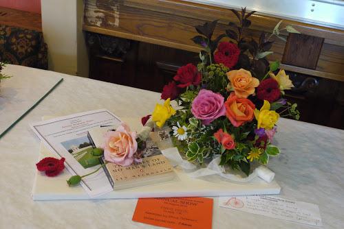 Bain Janis Paterson flower tribute