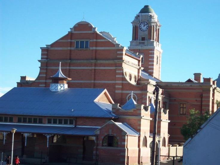 Harrismith Town Hall Bain's Folly