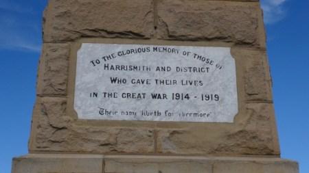 monument WW1 Harrismith_2