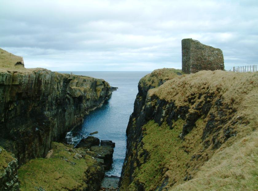 wick castle scotland
