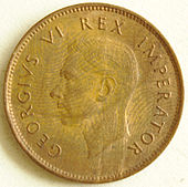 1943_South_African_farthing_obverse