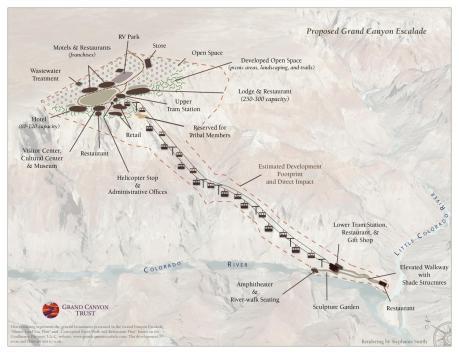 Grand Canyon Escalade