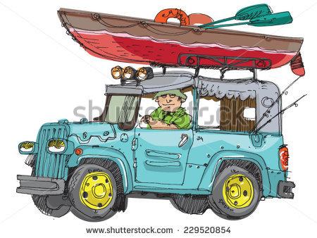 kayak roofrack