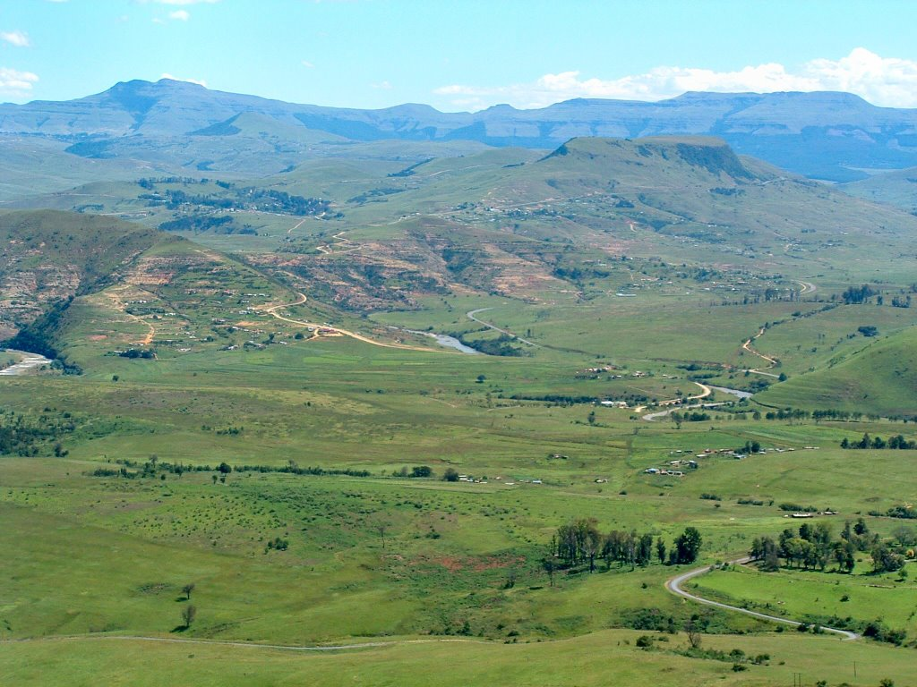 Lundys Hill umkomaas river