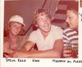 Steve Koos Mignon The Bend