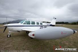 Beechcraft Bonanza - ZS-IMA - Kurt Eggmann