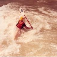 Slalom kayak (1)