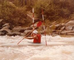Slalom kayak (2)