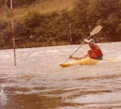 Slalom kayak (3)