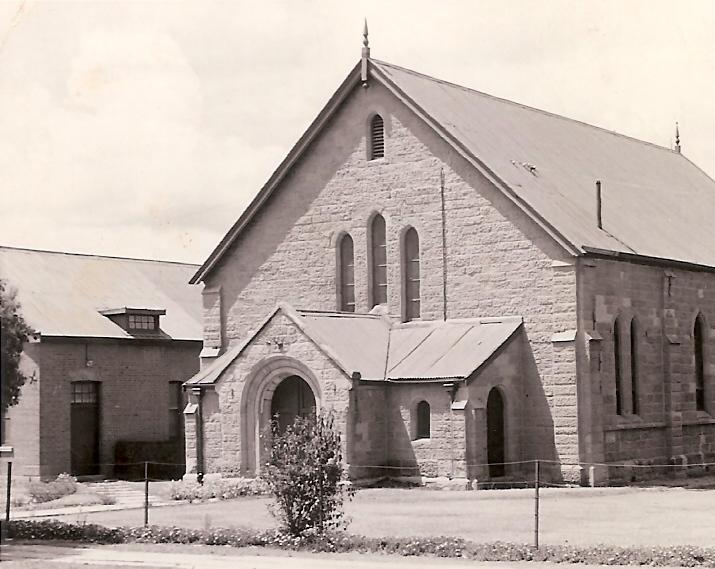 Methodist Church crop