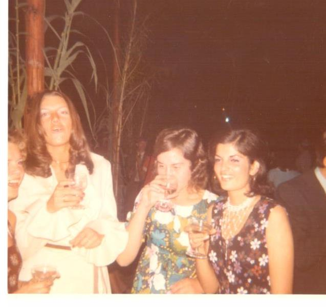 Mignon, Sheila and Georgie
