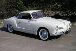 VW Kharmann Ghia