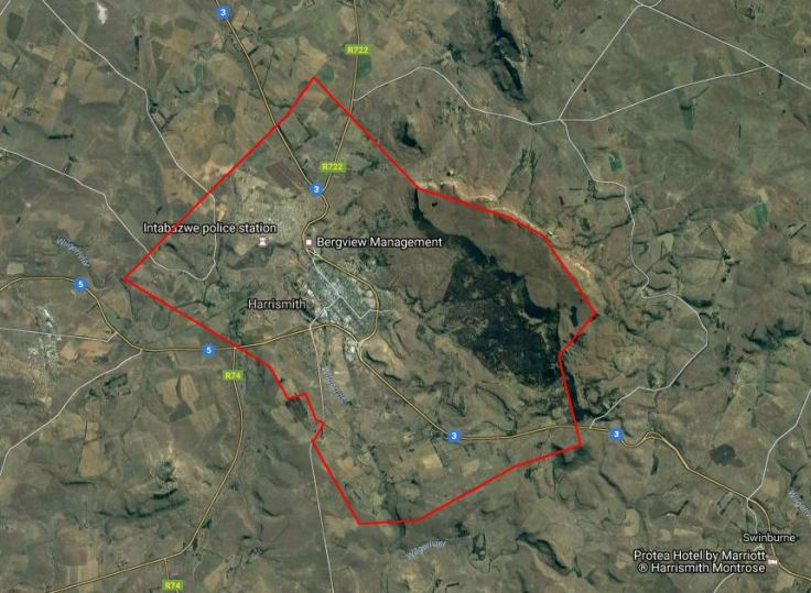 Harrismith Townlands