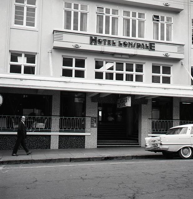 Lonsdale Hotel Durban