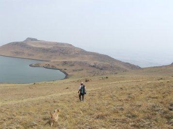 Platberg Gibson Dam