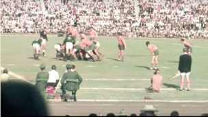 Springboks Wallabies Durban 1969