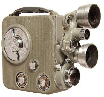 Eumig 8mm cine camera