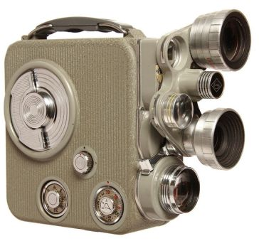 Eumig 8mm cine camera