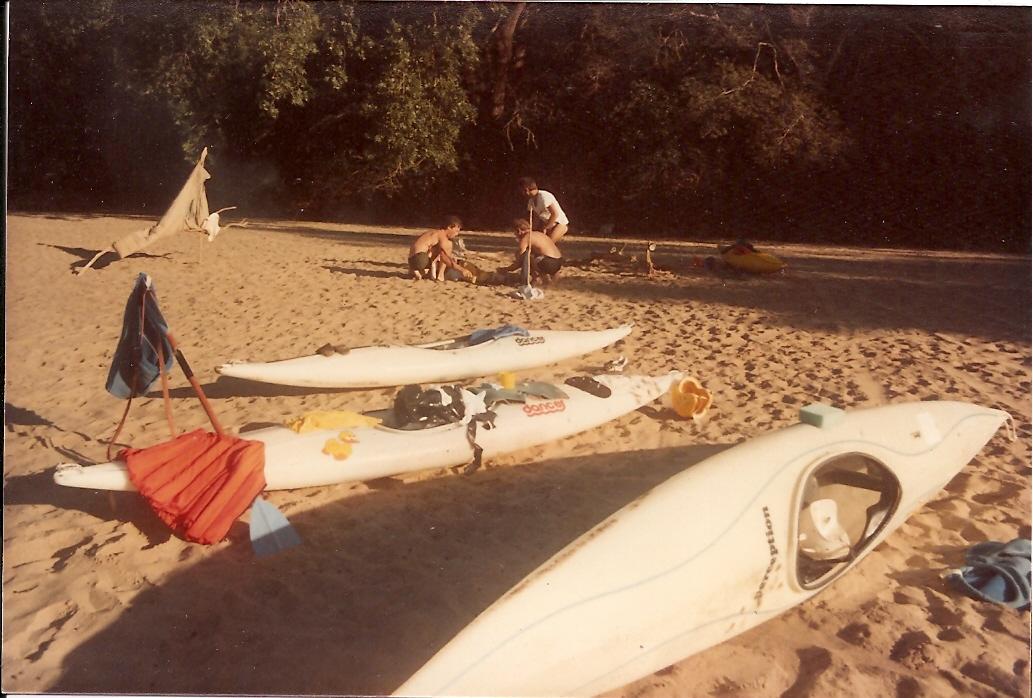 Kayak Tripping Tugela (2)