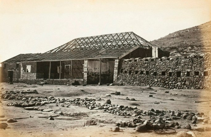 Rorke's Drift building