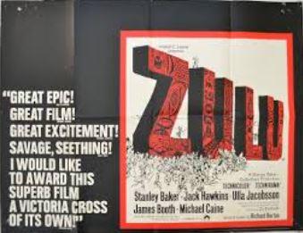 Zulu film poster