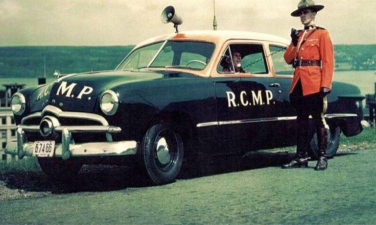 Canada Mountie, Patrol Car