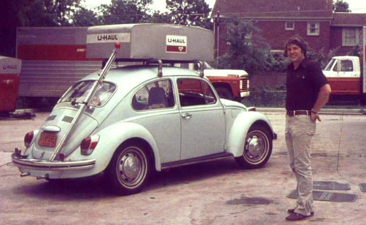 Larry VW Bug Shreveport
