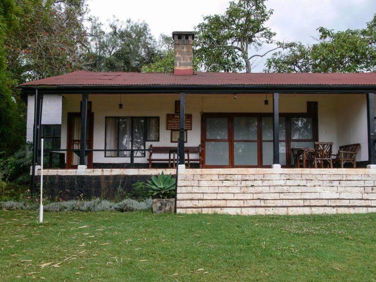 Baden-Powell house Nyeri Kenya