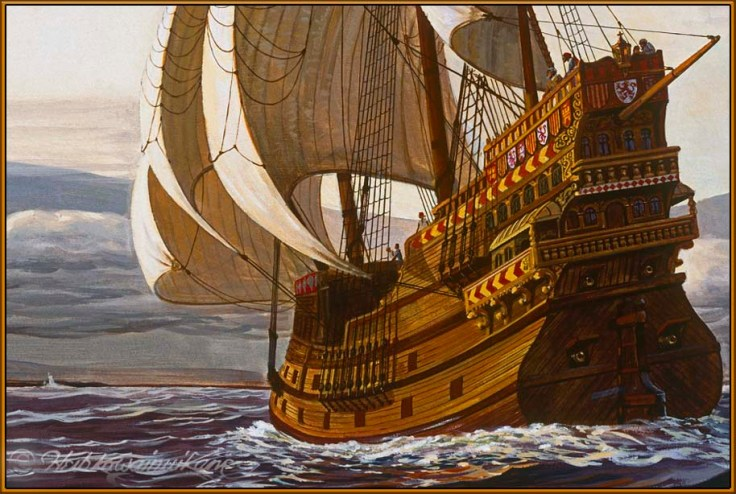 Galleon Spanish