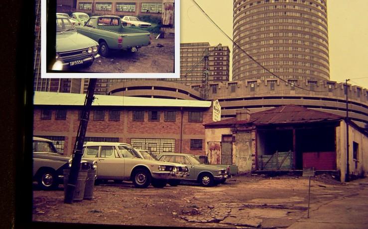 Doories cars - and Ponte