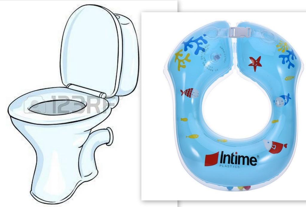 Brauer toilet airbag