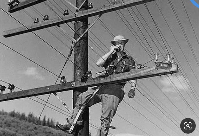 telephone linesman from pinterest